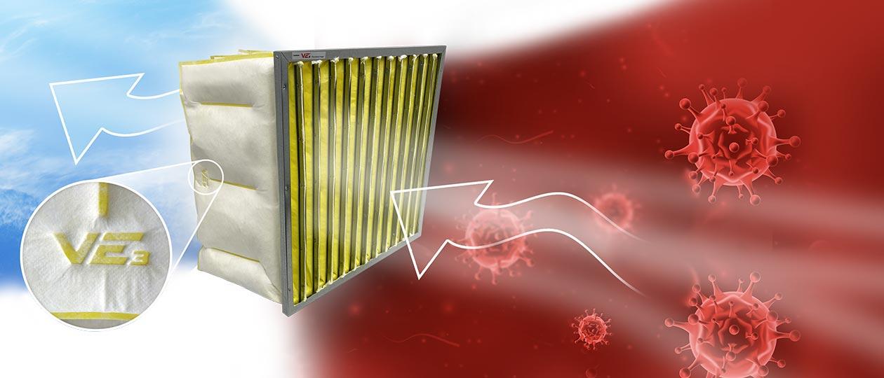 VE3 Technology EliminatesSars-Cov-2 (Covid 19)